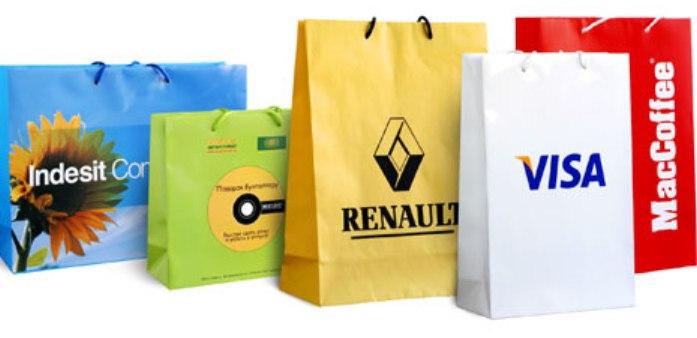 Пакеты с логотипом Ярославль